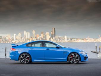 Jaguar обогнал Lexus в рейтинге лучших премиум-марок