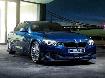 """Компания Alpina построила 410-сильную """"четверку"""" BMW"""