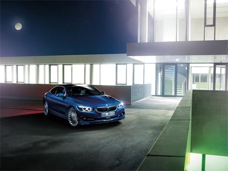 Немецкий производитель сделал свою версию BMW 4-Series