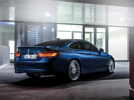 Немецкий производитель сделал свою версию BMW 4-Series. Фото 1