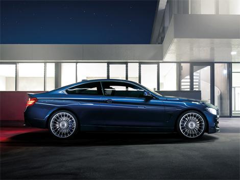 Немецкий производитель сделал свою версию BMW 4-Series. Фото 2