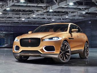 Jaguar сделал свой первый кроссовер пятиместным