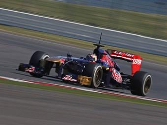 Квята удивили собственные результаты в тренировках Формулы-1