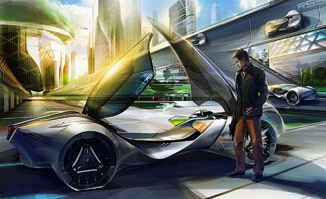 В Лос-Анджелесе объявлены итоги конкурса автомобильных дизайнеров