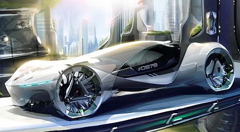 В Лос-Анджелесе объявлены итоги конкурса автомобильных дизайнеров. Фото 1