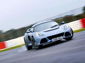 Lotus получил правительственный грант на разработку новых моделей