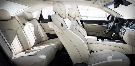 Компания Hyundai официально представила Genesis нового поколения. Фото 4