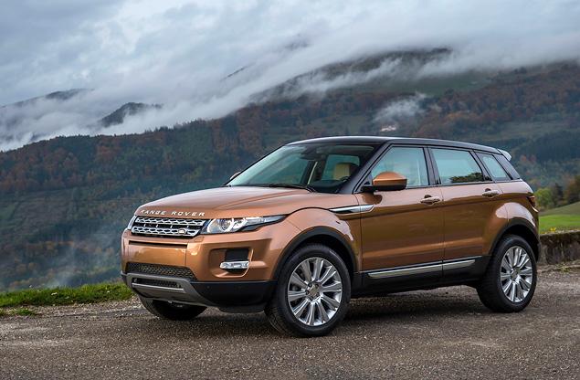 Land Rover разом обновил все ключевые модели. Фото 3