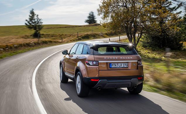 Land Rover разом обновил все ключевые модели. Фото 5
