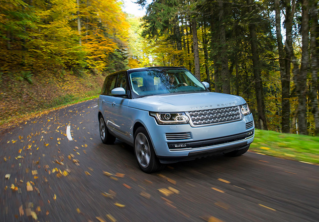 Land Rover разом обновил все ключевые модели. Фото 9