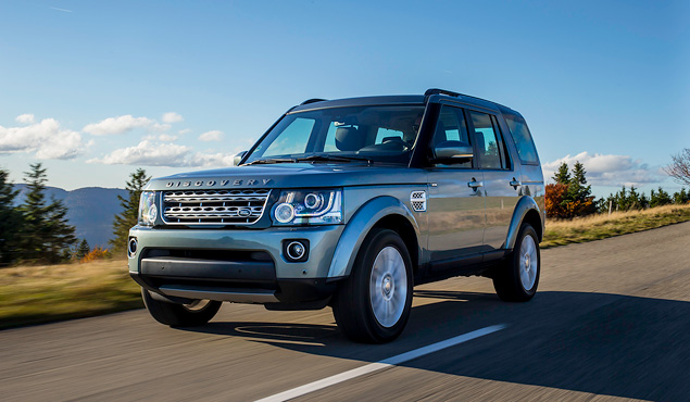 Land Rover разом обновил все ключевые модели. Фото 16