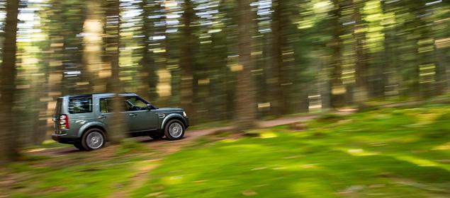Land Rover разом обновил все ключевые модели. Фото 17