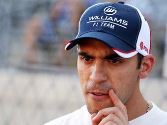 Спонсор Мальдонадо заставит гонщика перейти в Lotus