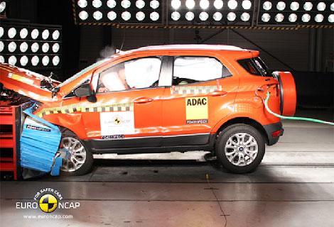 Почти половина испытанных автомобилей получили четыре звезды за краш-тест. Фото 3