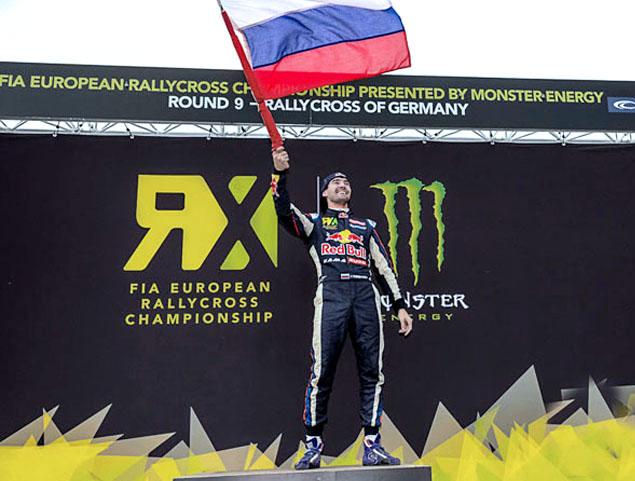 Кто выиграл для России чемпионат Европы по ралли-кроссу. Фото 15