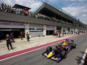 Болельщики скупили 70 тысяч билетов на Гран-при Австрии за 42 часа