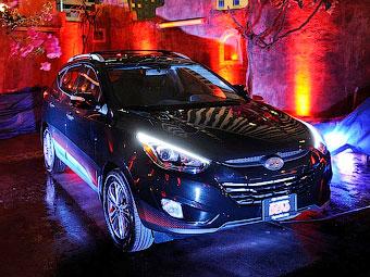 """Hyundai выпустит Tucson для поклонников """"Ходячих мертвецов"""""""