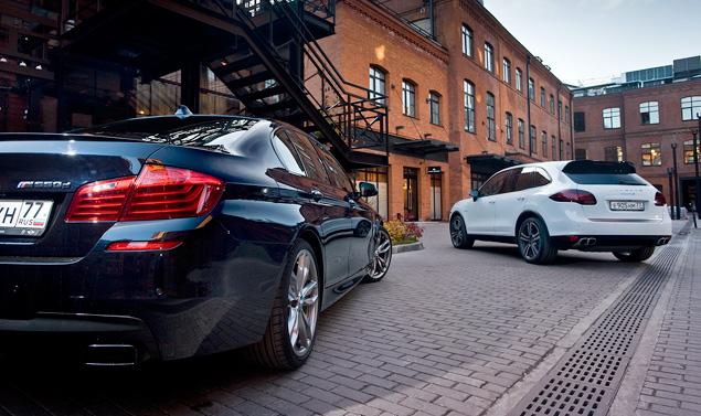 Тестируем самые мощные дизельные машины. Фото 16