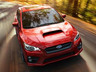 В Subaru рассказали о динамике WRX нового поколения
