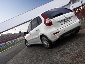 «АвтоВАЗ» подготовит две спортивные версии «Калины»