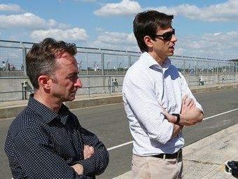 У команды Mercedes AMG будут два руководителя