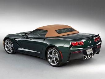 Chevrolet Corvette получил первую спецверсию
