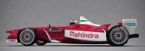 Автопроизводитель Mahindra & Mahindra выставит команду в чемпионате Формула-E