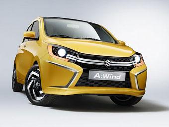 Компания Suzuki представила предтечу глобального хэтчбека