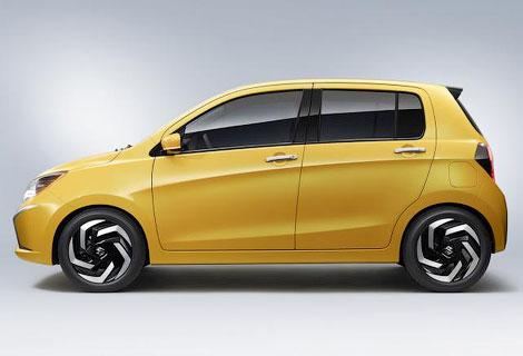 В Таиланде дебютирует компактный концепт-кар Suzuki A:Wind. Фото 2
