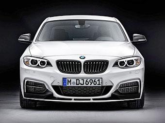 """""""Двойка"""" BMW обзавелась пакетом спортивных аксессуаров"""