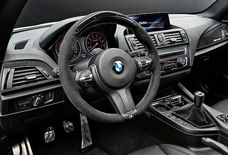 Компания BMW представила линейку аксессуаров M Performance для купе 2-Series. Фото 2