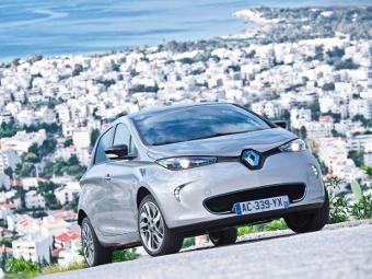 Renault покажет свой первый гибрид в 2014 году