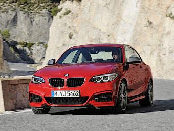 """BMW подготовит 333-сильную """"двойку"""" для гонок на выносливость"""