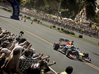 Чемпионская команда Формулы-1 приедет на Шри Ланку
