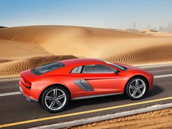 Audi сделает два концептуальных спорткара серийными