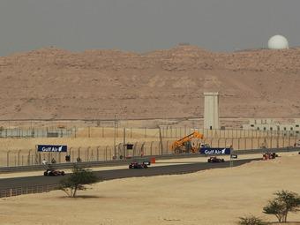 Гран-при Бахрейна Формулы-1 пройдет ночью