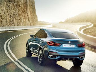 """У BMW X4 появится """"подогретая"""" версия с дизелем"""