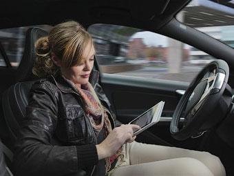 Volvo испытает на городских улицах 100 машин с автопилотами