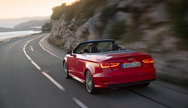Два способа пустить пыль в глаза за рулем Audi A3. Фото 1