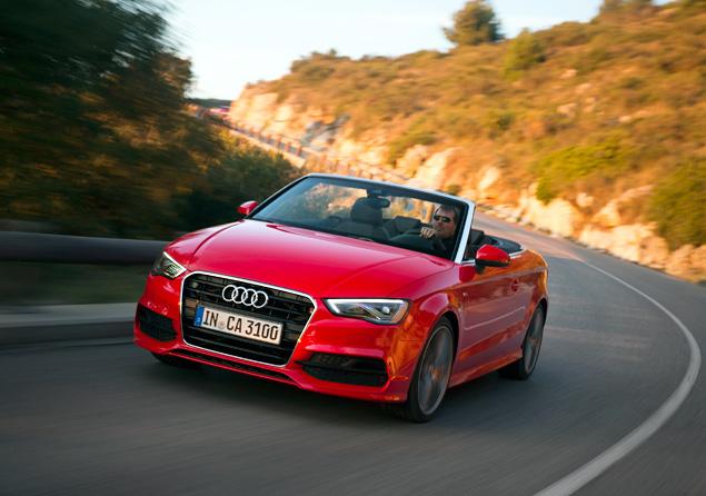 Два способа пустить пыль в глаза за рулем Audi A3. Фото 2