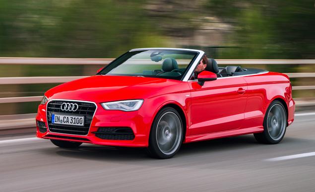 Два способа пустить пыль в глаза за рулем Audi A3. Фото 4