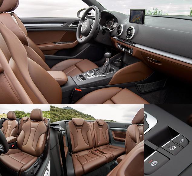 Два способа пустить пыль в глаза за рулем Audi A3. Фото 5