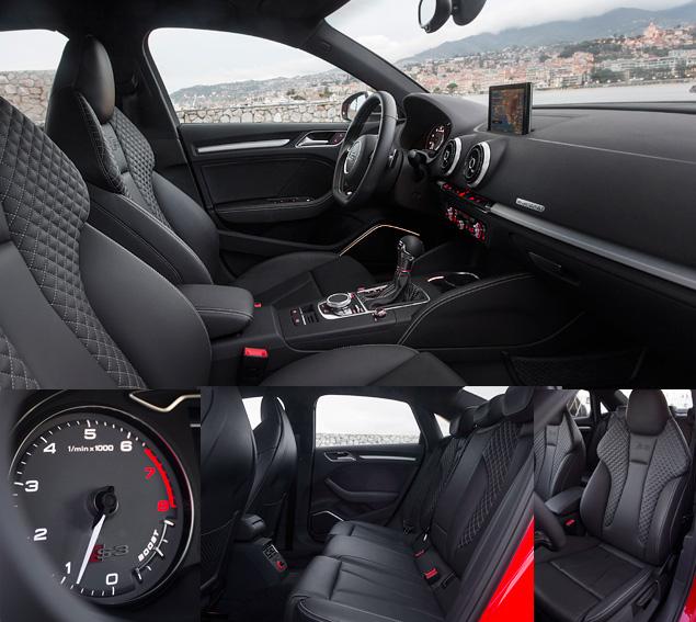 Два способа пустить пыль в глаза за рулем Audi A3. Фото 10