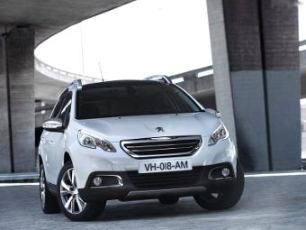 Кроссовер Peugeot 2008 доберется до России в феврале