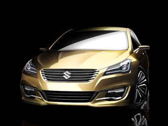 Suzuki подготовит для нового седана два мотора