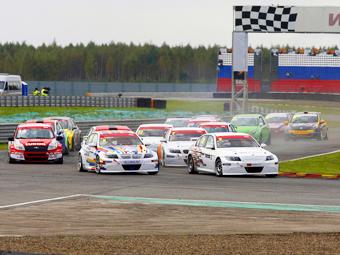 Российская автофедерация назвала чемпионов RRC