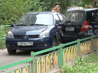 ДТП в Москве будут оформлять по записям с городских камер