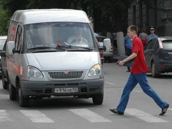 Столичных пешеходов предупредят о водителях-лихачах