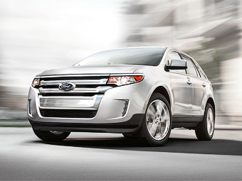 Ford назвал цены кроссовера Edge для России