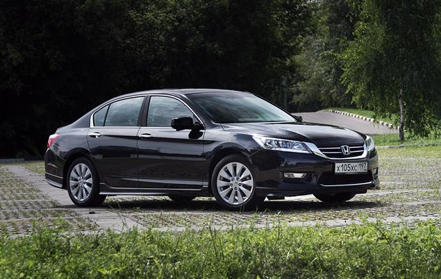 Длительный тест Honda Accord: стоимость владения и версия 3.5. Фото 4